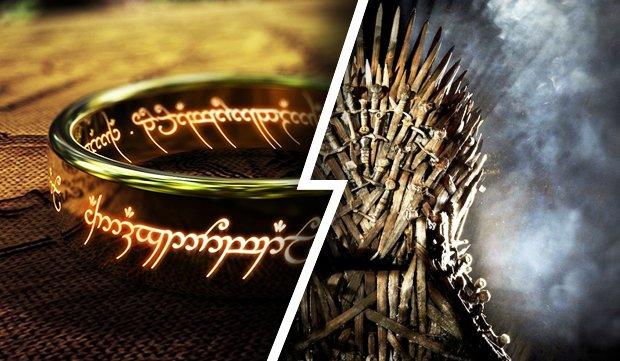 Game of Thrones: Hier hat George R.R. Martin von Herr der Ringe geklaut