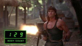 Ab 18: Die 25 Filme mit dem höchsten Body Count