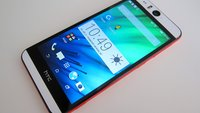 HTC Desire Eye: Peppiges Selfie-Smartphone vorgestellt und im Hands-On-Video