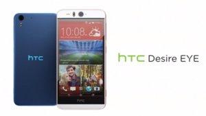 HTC Desire EYE: Smartphone mit zwei 13-Megapixel-Kameras