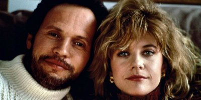 Meg Ryan und Billy Crystal in Harry und Sally