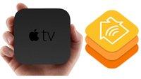HomeKit: Apple TV könnte als zentrales Element fungieren