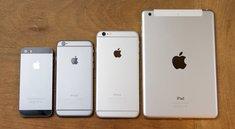 iOS-Höhen und -Tiefen: 1 Milliarde verkaufte Geräte - Sorgenkind iPad