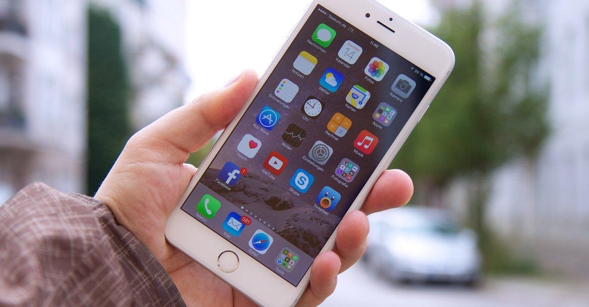 iphone 6 plus l sst durchschnitts preis der iphones. Black Bedroom Furniture Sets. Home Design Ideas