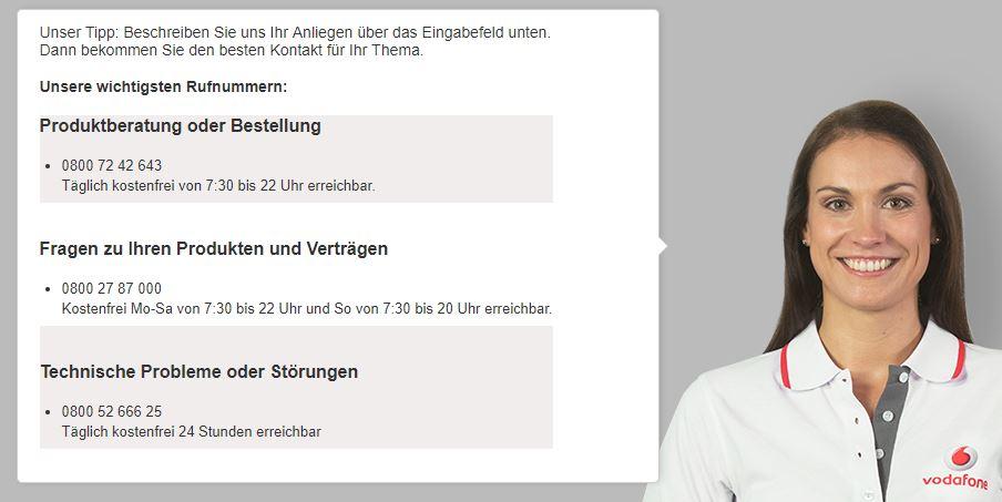 Kabel Deutschland Hotline Nummer