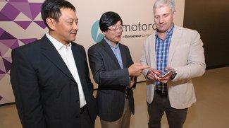 Motorola Mobility: Übernahme des Smartphone-Herstellers durch Lenovo abgeschlossen