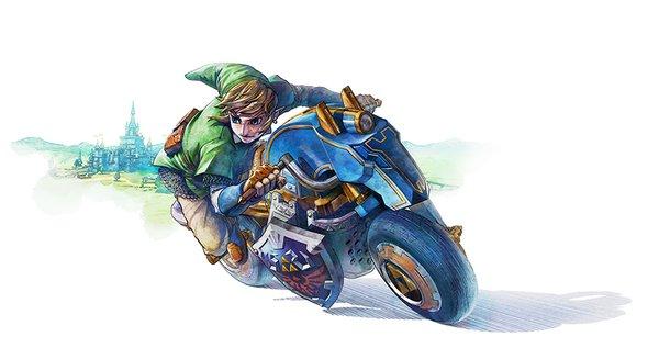Mario Kart 8: DLC bringt euch das Master Cycle