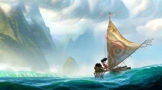 Vaiana: Neuer Trailer gewährt ersten Einblick in Disneys kommenden Animationsfilm