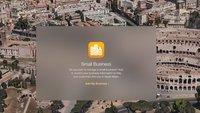 Maps Connect: Apple startet neuen Dienst für Geschäftstreibende
