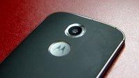Moto X (2014) Unboxing: Sieht aus wie das Nexus 6