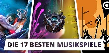 Die 17 besten Musik-Spiele aller Zeiten: Let's Rock!
