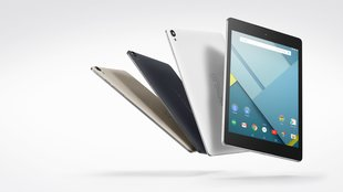 Nexus 9: Google-Tablet mit Metallrahmen, BoomSound & Android 5.0 Lollipop vorgestellt