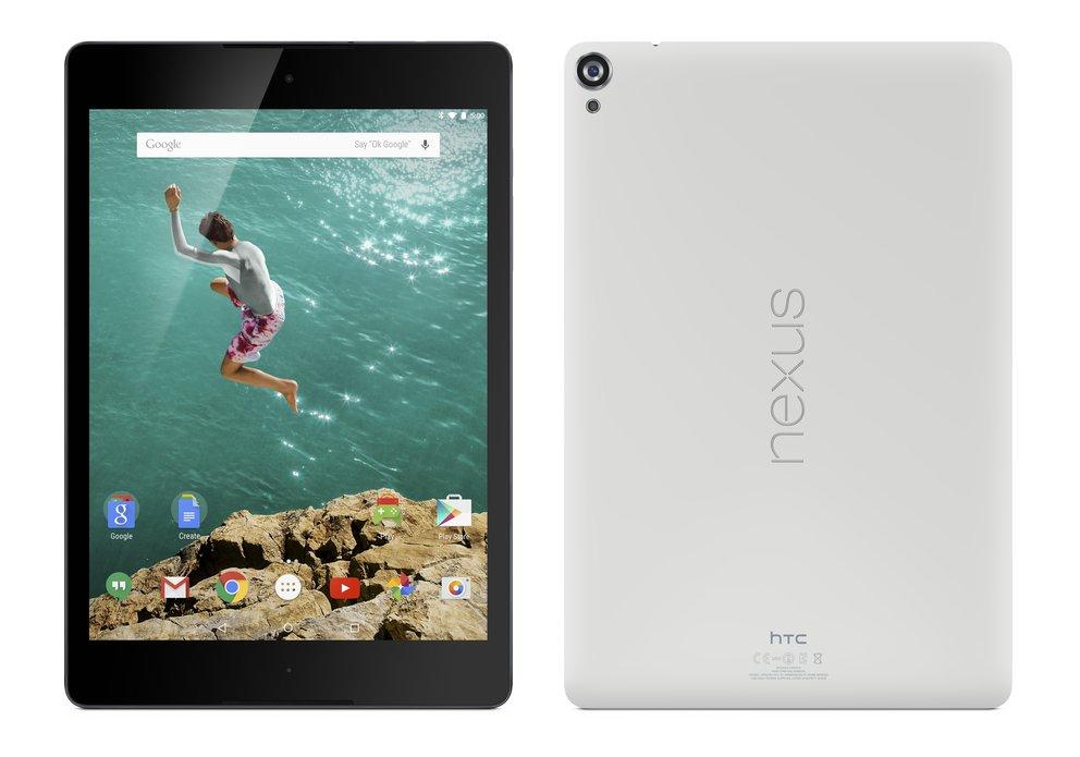 Nexus 9: Vorbestellung ab sofort bei Amazon Deutschland möglich