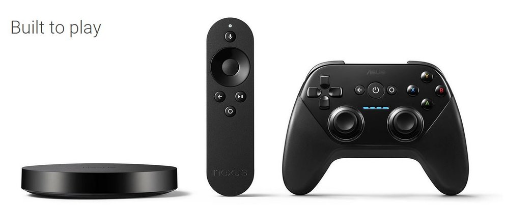 Nexus Player: Preis der Android TV Set-Top-Box im deutschen Play Store gelistet