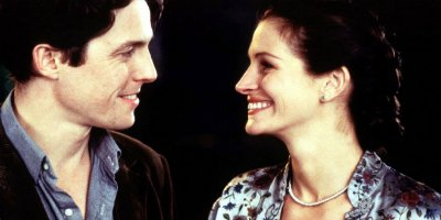 Hugh Grant und Julia Roberts in Notting Hill
