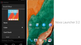 Nova Launcher: Version 3.2 mit Animationen und Icons im Material Design