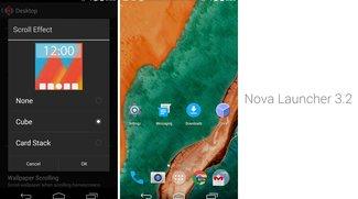 Nova Launcher: Version 3.2 mit Animationen und Icons im Material Design