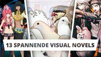 Von wegen langweilig: 13 Visual Novels, die euch den Atem rauben werden