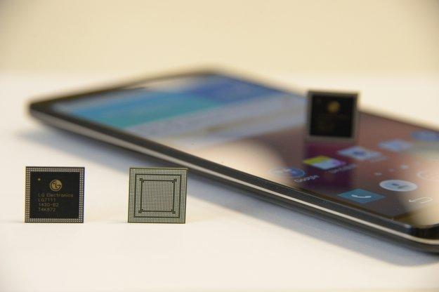 LG G3 Screen: Erstes Smartphone mit eigenem NUCLUN Octa Core-Prozessor enthüllt