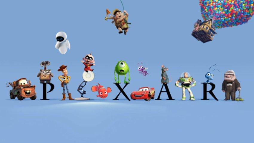 Besten Pixar Filme