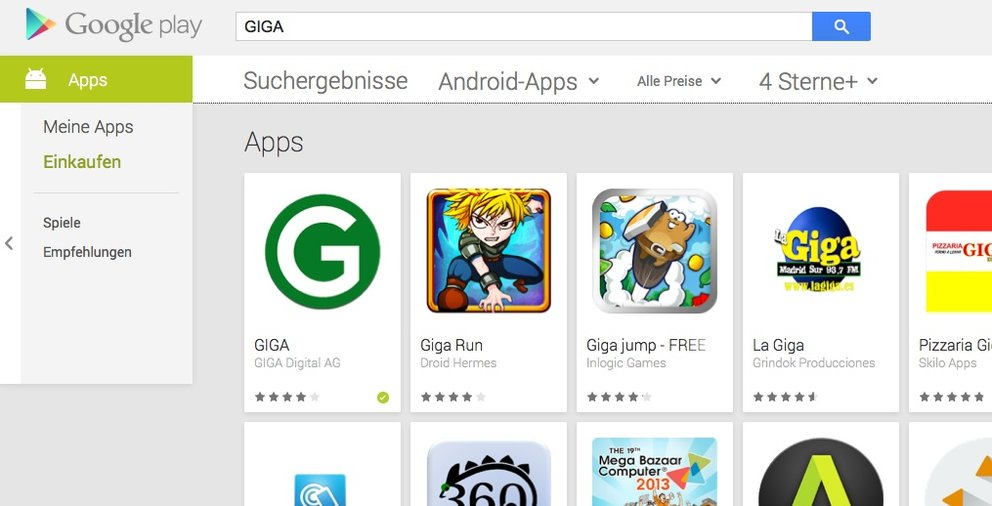 Play-Store-4-Sterne-Filter