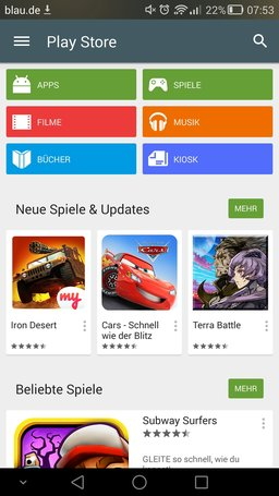 Play-store-5.0-update-highlights