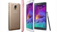 Samsung Galaxy Note 4 Preis: Hier findet ihr das beste Angebot