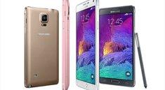 Samsung Galaxy Note 4: Benchmark bestätigt Snapdragon 810-Version