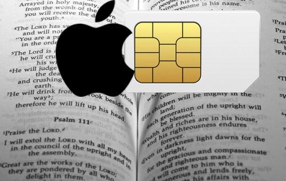 Apple SIM: Eine Karte, sie zu knechten (Kommentar)