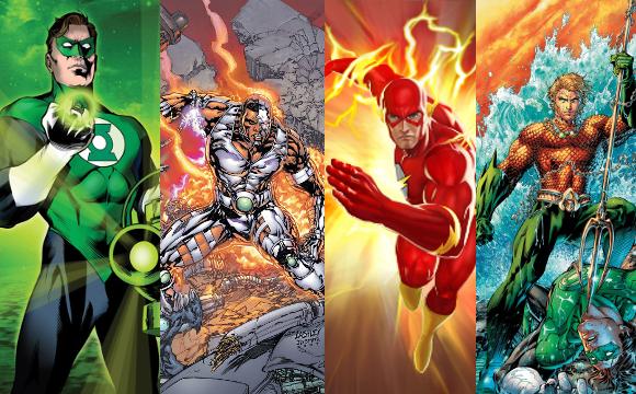 Dc Comics Produzierte Filme