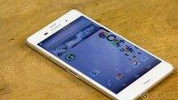 Sony Xperia Z3: Probleme und Lösungsansätze