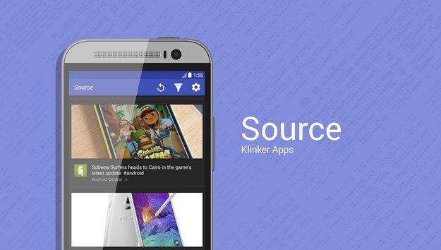 Source für Android: Talon-Entwickler veröffentlicht News-Reader
