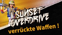 Sunset Overdrive: Die verrückten Waffen des Fun-Shooters im Überblick