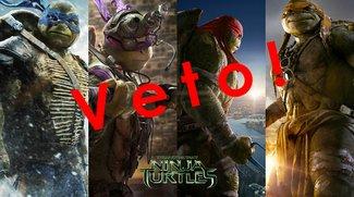 Das Veto der Woche: Die Teenage Mutant Ninja Turtles