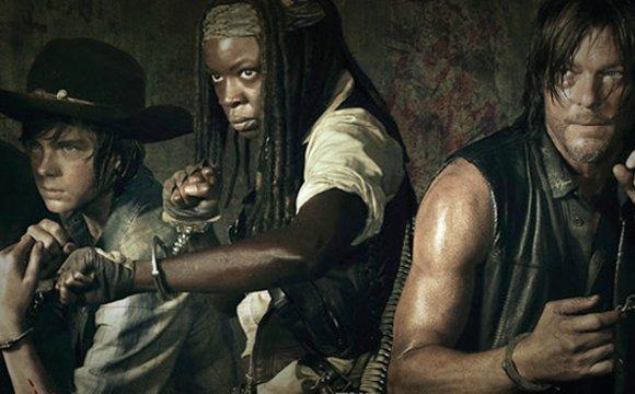 Wann Kommt The Walking Dead Staffel 6 Raus