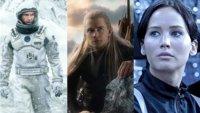 Umfrage: Auf welche noch kommenden Filme im Jahr 2014 freut ihr euch?