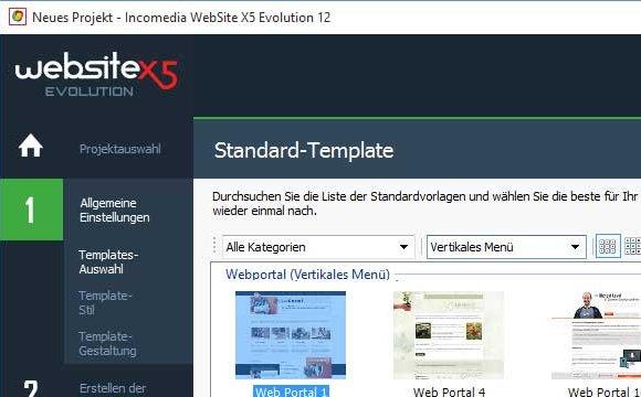 WebSite-X5-Evolution