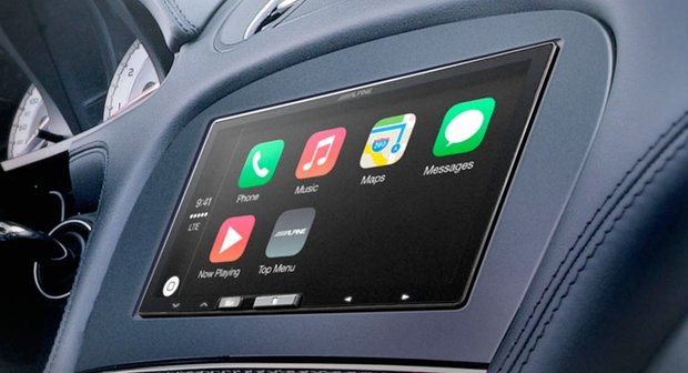 Apple CarPlay: Alpine iLX-007 angekündigt