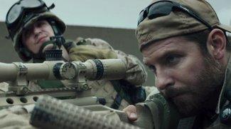Erster Trailer zu American Sniper: Bradley Cooper als US-Scharfschütze