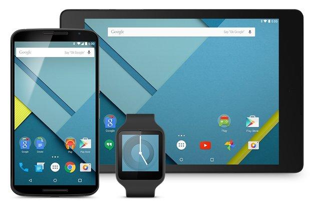 Neuerungen in Android 5.0 Lollipop (4): Datenverbrauchsanzeige, Hintergrund der Uhren-App, WebView-Komponente ausgelagert