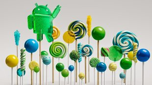 Android 5.0 Lollipop: Android L hat einen Namen