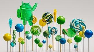 Android 5.0 Lollipop-Updates: Für Nexus 7 und 10 am 3. November, andere Nexus-Geräte später im Monat [Gerücht]