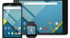 Android 5.0 Lollipop: Developer Preview für Nexus 5 & Nexus 7 (2013) WLAN zum Download verfügbar
