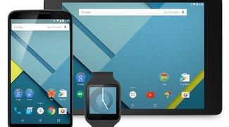 Android 5.0 Lollipop: Developer Preview für Nexus 5 &amp&#x3B; Nexus 7 (2013) WLAN zum Download verfügbar