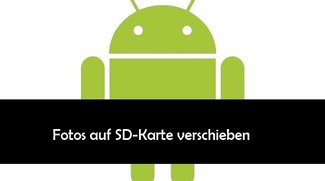 Fotos von Android-Smartphone auf SD-Karte verschieben