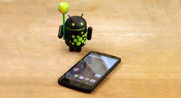 Android 5.0 Lollipop: Google erklärt, wie Updates verteilt werden