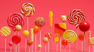 Android 5.0 Lollipop: Diese Smartphones erhalten ein Update