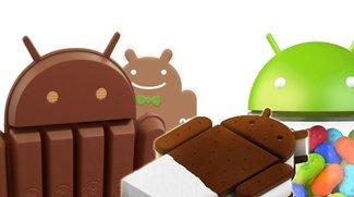 Android-Version herausfinden: Welche Android-Version habe ich?