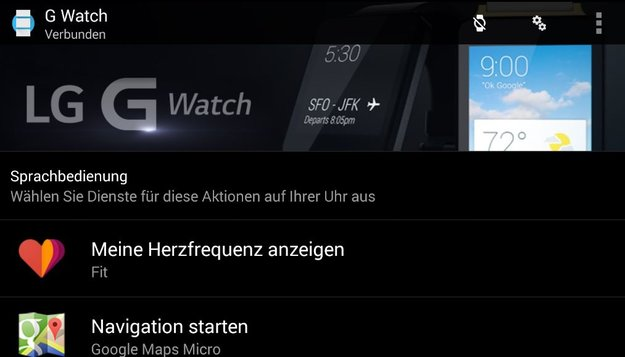 Android Wear-App: Update auf Version 1.0.2 bringt neue Google Play-Dienste [APK-Download]
