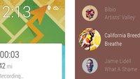 Android Wear: Support für GPS und Offline-Musik offiziell, neue Kategorien im Play Store